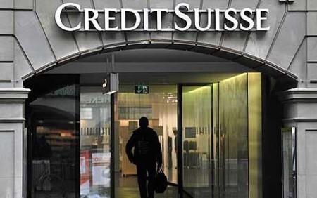 Credit Suisse bị phạt nặng vì tiếp tay cho người Mỹ trốn thuế
