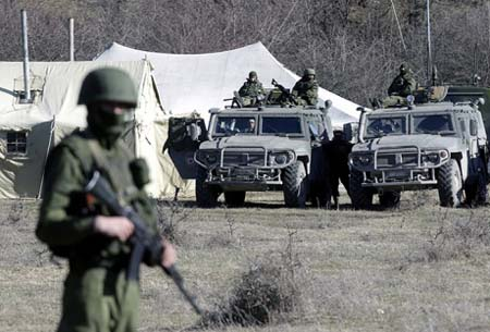 Putin ra lệnh rút toàn bộ binh sỹ khỏi biên giới Ukraine
