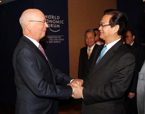 Bài viết của Thủ tướng trên trang Diễn đàn Kinh tế Thế giới