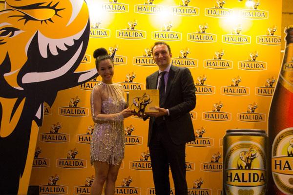 Bia Halida đã quay trở lại và mãnh mẽ hơn