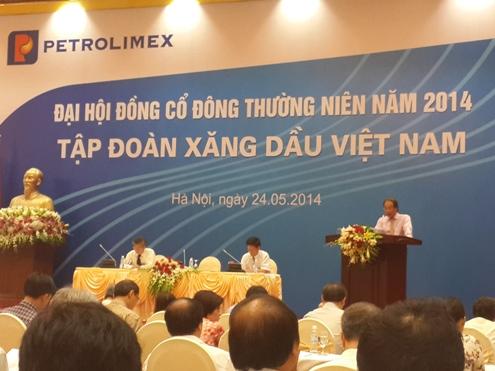 Petrolimex chưa niêm yết trong năm 2014