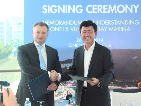 Tập đoàn kinh tế Singapore tiếp tục đầu tư vào Việt Nam