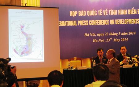 Hoạt động dầu khí của PetroVietnam nằm hoàn toàn trên thềm lục địa và vùng đặc quyền kinh tế của Việt Nam
