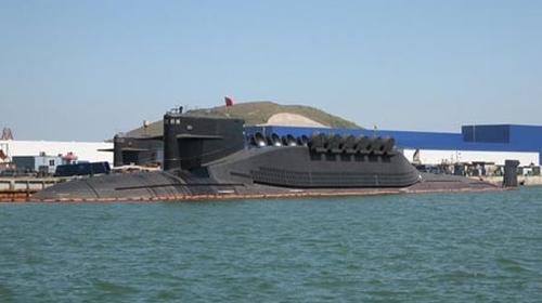 Trung Quốc điều tàu ngầm mang tên lửa đạn đạo ra đảo Hải Nam