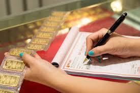 Vàng SJC nới rộng khoảng cách giá thế giới lên 4,4 triệu đồng/lượng