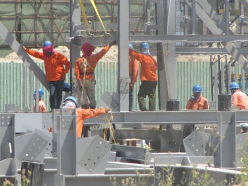 Hà Tĩnh: Hơn 1,4 vạn công nhân đã trở lại KCN Vũng Áng