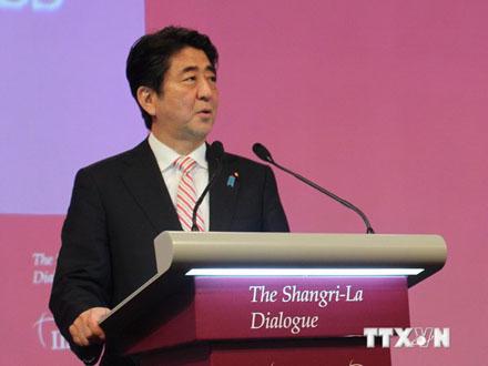 Thủ tướng Nhật Bản tuyên bố ủng hộ Việt Nam, Philippines