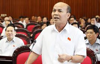 Đại biểu Đỗ Văn Đương.