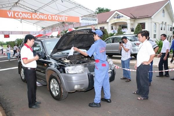 Ngày hội chăm sóc xe lớn tại TP.HCM và Hà Nội