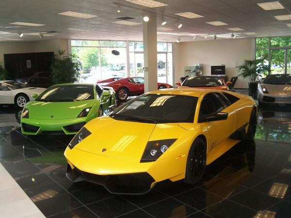 Lamborghini sắp mở phòng trưng bày tại Việt Nam