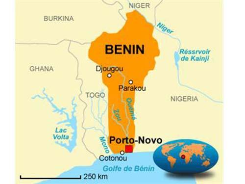 Hội chợ quốc tế Benin năm 2014