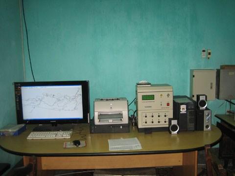 Việt Nam sản xuất hệ thống giám sát khí mêtan tự động trong hầm mỏ