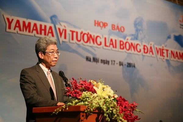 Trại Hè bóng đá Yamaha 2014: Mở thêm khóa học ở Nghệ An
