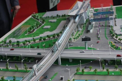 Hoàn thành đường vành đai 2 đoạn Ngã Tư Sở - Ngã Tư Vọng trước tháng 10/2015