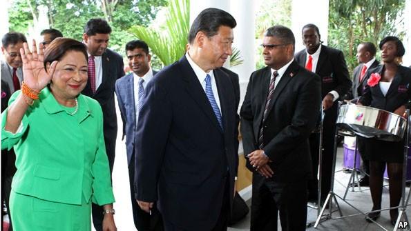 Trung Quốc bành trướng ngay trước cửa ngõ Mỹ