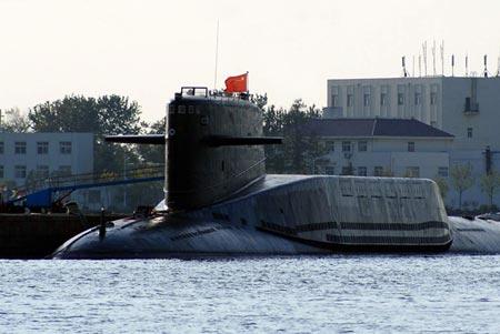 Trung Quốc hoàn tất thử nghiệm tàu ngầm thế hệ mới ở Biển Đông