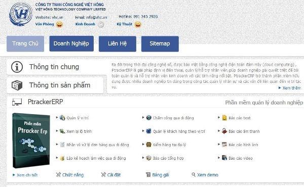 """""""Lật mặt"""" doanh nghiệp Việt kinh doanh phần mềm gián điệp trên di động"""