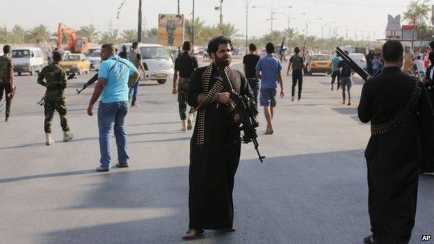 Obama triển khai 275 binh sỹ tới Iraq