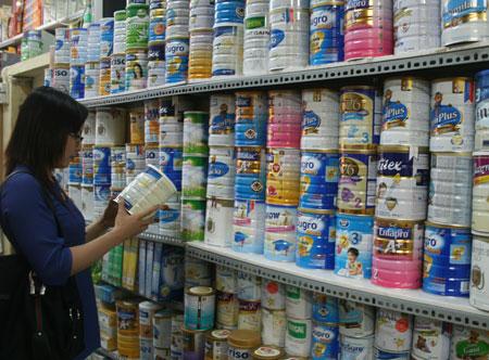 Sữa, bình-ổn-giá, tăng-giá-sữa, giảm-giá-sữa, doanh-nghiệp-sữa, sữa-ngoại, giá-trần, lạm-phát, thiểu-phát, GDP