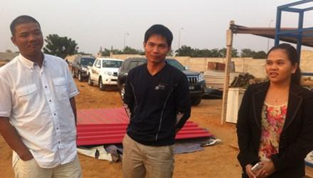 Những ông chủ trẻ Việt ở Angola