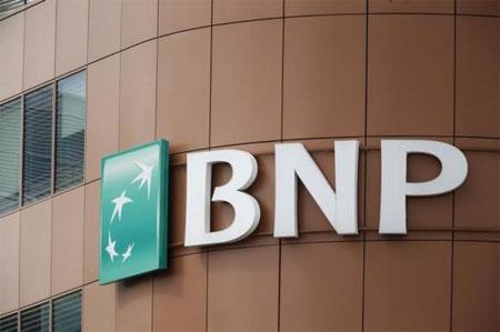 """""""Đại gia"""" ngân hàng Pháp ngậm ngùi nộp phạt 9 tỷ USD cho Mỹ"""