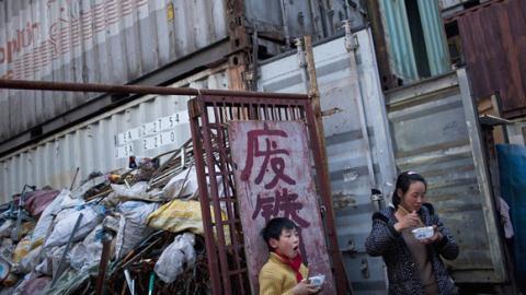Nhiều quốc gia lo cho sự yếu kém của Trung Quốc hơn là sức mạnh gì đó của họ.