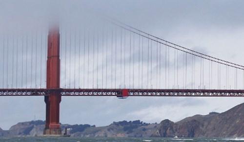 Mỹ ngăn tự tử tại Cầu Cổng vàng