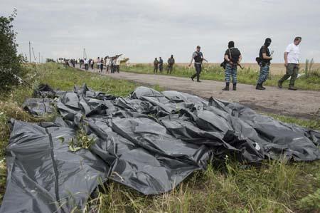 Ngoại trưởng Mỹ Kerry: Tên lửa bắn MH17 do Nga cung cấp
