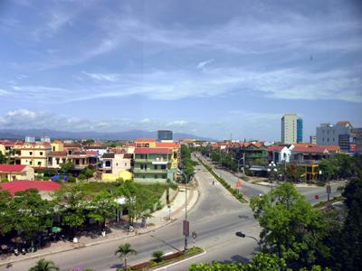 Công nhận thành phố Đồng Hới là đô thị loại II