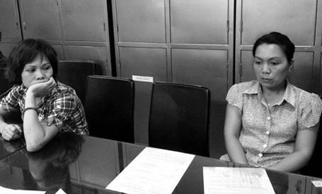 Hà Nội: Bắt 2 đối tượng vụ nghi án mua bán trẻ em ở chùa Bồ Đề