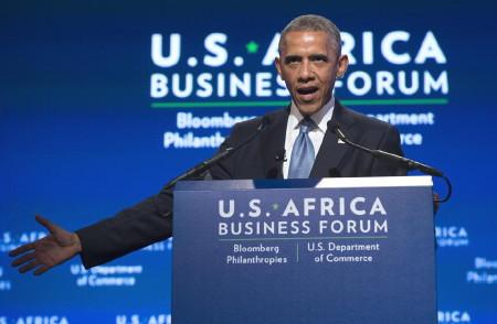 Mỹ tung 33 tỷ USD vào châu Phi giành ảnh hưởng với Trung Quốc