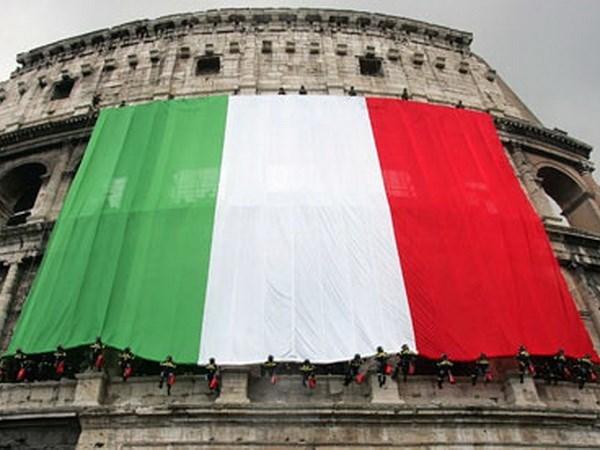 Kinh tế Italy rơi vào suy thoái lần thứ 3 trong vòng 5 năm qua