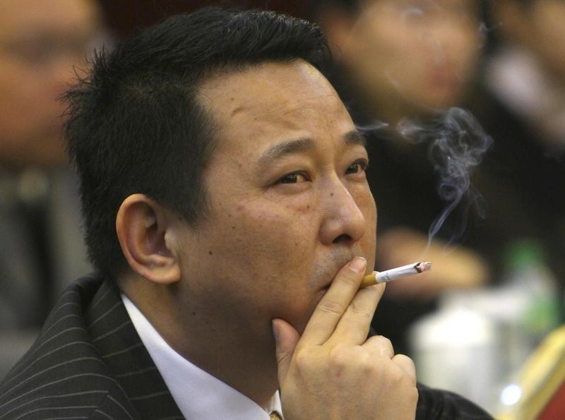Chân dung Lưu Hán.