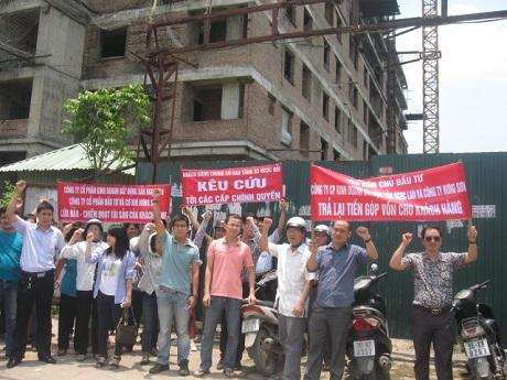 """""""Bêu tên"""" các công trình, dự án vi phạm xây dựng nghiêm trọng ở Hà Nội"""