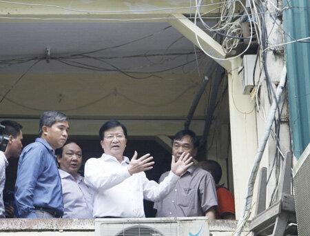 1.800 tỷ cải tạo tập thể Nguyễn Công Trứ, bằng tiền xây cả khu đô thị mới!