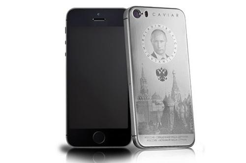 iPhone in hình Putin giá 70 triệu đồng: Cháy hàng
