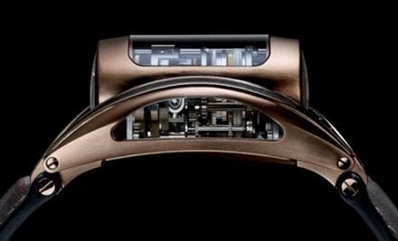 Choáng váng với đồng hồ Bugatti đắt ngang siêu xe