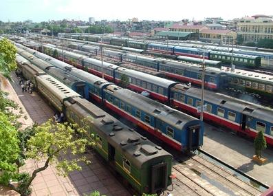 Bộ trưởng Thăng thay hàng loạt chủ đầu tư đường sắt