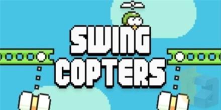 Sau Flappy Bird, Nguyễn Hà Đông ra game mới mang tên Swing Copters