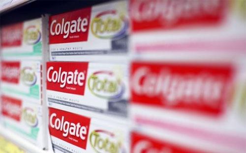 Kem đánh răng Colgate bị nghi có chất gây ung thư