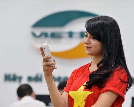 Viettel mong muốn hợp tác với các tổ chức, cá nhân để tìm kiếm ứng dụng di động có sự khác biệt.