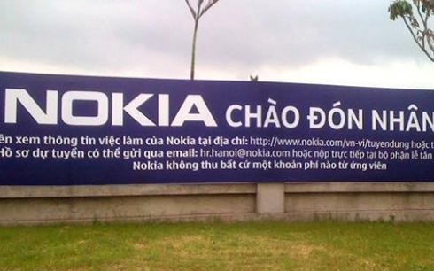 Tại sao Nokia dời dây chuyền từ Trung Quốc sang Việt Nam?