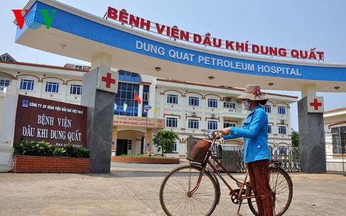 Người dân lo lắng khi Bệnh viện Dầu khí Dung Quất ngừng hoạt động