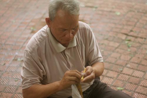 Người Hà Nội cuối cùng kiếm sống bằng nghề