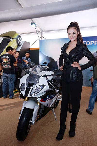 Chiếc sport Motorrad S1000RR