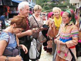 Khách quốc tế đến Việt Nam tiếp tục tăng trở lại