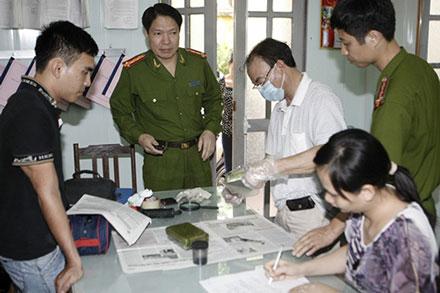 Bị cáoTrọng khi còn là Phó GĐ CATP Hải Phòng.