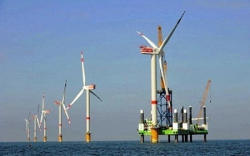 Chính phủ Đức viện trợ không hoàn lại 3,6 triệu Euro cho điện gió Việt Nam