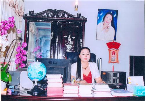 Lộ diện nữ chủ nhân giàu có của siêu biệt thự Lào Cai