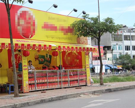 Hà Nội: Cận Trung thu, nhiều quầy bánh vẫn ế ẩm